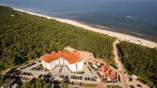 Krynica Morska hotel nad morzem